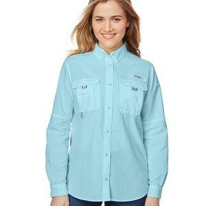 Columbia  Ladies Bahama Long Sleeve Jacket  L